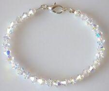 Handmade Crystal Beaded Costume Bracelets