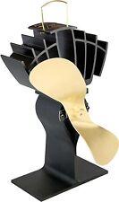 Ecofan 810 UltrAir Stove top fan self powered, gold blade        ECOFAN810BG