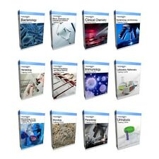 MICROBIOLOGY HEMATOLOGY COURSE MANUAL COLLECTION BUNDLE