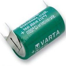 1/2aa 3v Varta batería l14250 cr14250 Pcb Soldadura Etiquetas