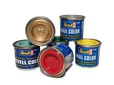 Revell Enamel Email Farbe zur Auswahl Glanz Matt & Seidenmatt 14ml =14,28?/100ml