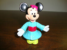 """Minnie Mouse Figure-From Disney-Epcot Center-3"""" Tall"""