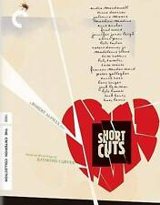 Short Cuts (Blu-ray Disc, 2016, 2-Disc Set, Criterion Collection)