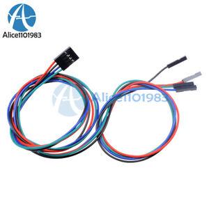 70cm 4Pin Female-Female Jumper Wire Cable set for Arduino 3D Printer Reprap