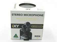 Rode IXY Stereo Microphone For iPhone