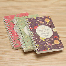 Hot 1pcs Creative Stationery Classic Journal Travel Notepad Notebook Blank Diary