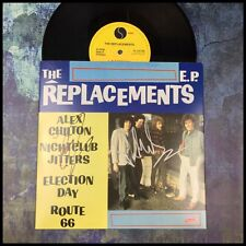 GFA The Replacements * PAUL WESTERBERG & TOMMY * Signed Record Album AD1 COA
