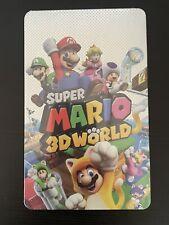 Super Mario 3D World + Bowsers Fury NINTENDO SWITCH STEELBOOK