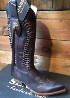 8990 Sendra boots western country marron******Superbe promo****