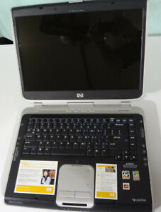 HP Pavilion zv6000 zv6130us AMD 80GB RAM DVD CPU Windows XP for Parts No Charger