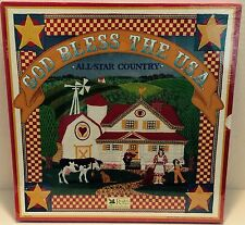 LP BOXED SET<<GOD BLESS THE U.S.A. ALL-STAR COUNTRY  New