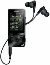 Sony Walkman 16GB Colour Screen Video MP3 Player / FM Radio NWZ-E585 - Black