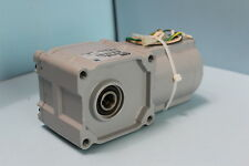 Nissei Gtr Induction motor, F2SM-15-10-T90 10:1, 1pcs, Used, Free Expedited Ship