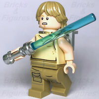 Star Wars LEGO® Luke Skywalker Jedi Padawan Training Minifigure 75208 Genuine