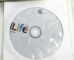 Apple iLife 09 Family Pack - Version 9.0.3 - (No Box/In Sleeve) New