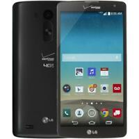LG G Vista - VS880 - 8GB - Black (Verizon, Page Plus, Straight Talk) Smartphone