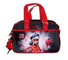 Miraculous Ladybug Sporttasche 40cm Reisetasche Kinder Bag Travel Marienkäfer