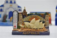 TOURIST SOUVENIR Polyresin 3D FRIDGE MAGNET --- Sydney Opera House, Australia
