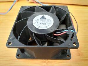 Delta FFB0812SHE CPU Case Fan Cooler