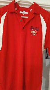 Boston Red Sox affiliate Portland Sea Dogs golf shirt- size Men's medium.