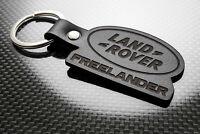 Land Rover Freelander Leather Keyring Keychain Schlüsselring Porte-clés TD4 SD4