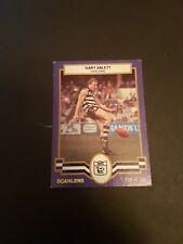 1986 Gary Ablett Rookie Card - Geelong Cats Scanlens VFL / AFL