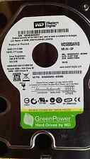 Western Digital 500 GB WD5000AVVS-63ZWB0 DCM:HHNCHT2MHN   15OCT2008   Festplatte
