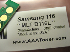 1 Toner Reset Chip for Samsung 116, MLTD116L, MLT-D116L Xpress Printer Refill
