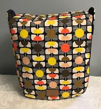 Maclaren Boot For Stroller Buggy Yellow Cream Navy Brown Orange Print Orla Kiely