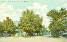 Hamilton, OH 1910 on Dayton Street looking East