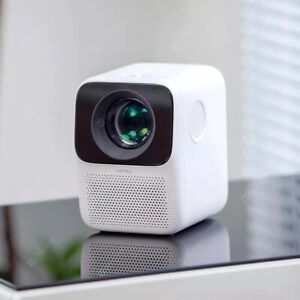 Xiaomi Wanbo LCD Mini Projector T2 Free LED 150ANSI Vertical Correction 1080P HD