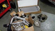 Twin Turbo Kit T4 Chevy LS1 LS2 LS3 LS6 5.3 5.7 Hemi 340 440 Ford 5.0 Mustang GT