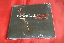 Paco de Lucia Canción Andaluza Import EU Digipak CD NEW