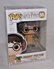 Harry Potter #55 Herbology Vinyl Figure Funko Mandrake Daniel Radcliffe Movie
