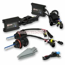 9007 High+Low 8000K Xenon HID Conversion Kit Headlight Bulb+Slim AC Ballast