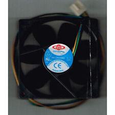 TopMotor 80x80x25mm 2xBall Hi-Output, DF128025BH-PWMG, 4Pin PWM