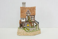 David Winter Cottages The Midlands Collection Lace Makers Cottage 1987 With Box