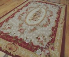 Aubusson Floral Area Rugs For Sale Ebay