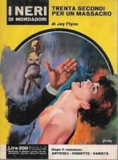 (Jay Flynn) Trenta secondi per un massacro 1965 Mondadori i neri 19