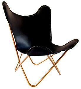 Nubuck Chair, Seat Black