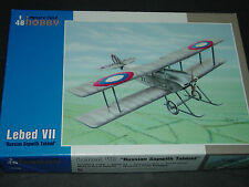 Lebed VII Imperial Russian Air Force Single Seat Fighter WW I Special Hobby 1/48