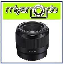 Sony FE 50mm f/1.8 Mirrorless Lens (SEL50F18F)