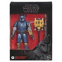 STAR WARS THE BLACK SERIES HEAVY INFANTRY MANDALORIAN 6 INCH ACTION FIGURE EXCLU