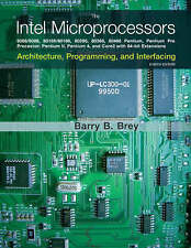 NEW The Intel Microprocessors (8th Edition) by Barry B. Brey