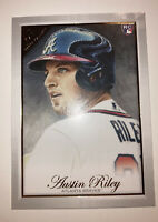 2019 Topps Gallery Austin Riley RC Atlanta Braves Rookie #5 Memphis, TN