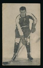 1952-53 St Lawrence Sales (QSHL) #7 EDDIE LITZENBERGER (Montreal) -NHL 1952-63