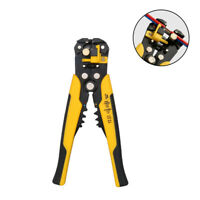 5 in 1 Multifunctional Wire Stripper & Cutter Terminal Crimping Hand Tool Plier