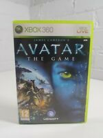 Avatar The Game - Xbox 360 Game complete