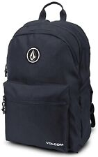 Volcom Academy 18L BackPack Navy Color Traveling Hiking Walking Work BRAND NEW