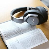 iDeaUSA V204 Bluetooth Headphones Stereo Mega Bass Over Ear Headphones